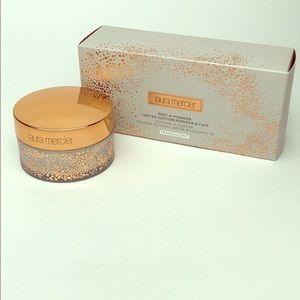 Laura Mercier Limited Edition Powder and Puff set